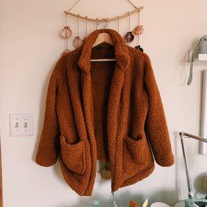 Fluffy & Trendy Teddy Coat